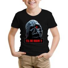 T-shirt Enfant  parodique Dark Vador X Terminator : I