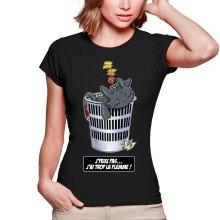 T-shirts Femmes  parodique Krokmou la Furie Nocturne : J