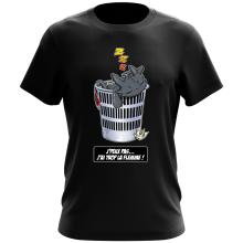 T-shirt  parodique Krokmou la Furie Nocturne : J