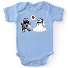 Bodys  parodique R2-D2 : Just Married... :) (Parodie )