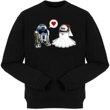 Pulls  parodique R2-D2 : Just Married... :) (Parodie )