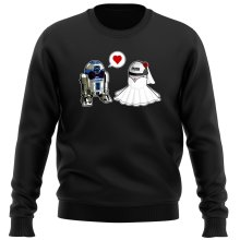 Pull  parodique R2-D2 : Just Married... :) (Parodie )
