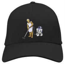 Casquette  parodique R2-D2 et C-3PO : Le grand ménage de Printemps :) (Parodie )