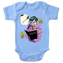Bodys  parodique Le Joker de Batman et le Death Note : Le Joke Note... (Parodie )