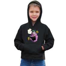 Sweat à capuche Enfant  parodique Le Joker de Batman et le Death Note : Le Joke Note... (Parodie )