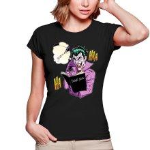 T-shirts Femmes  parodique Le Joker de Batman et le Death Note : Le Joke Note... (Parodie )