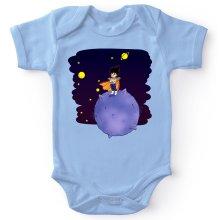 Bodys  parodique Végéta le petit prince Saiyan : Le Petit Prince de l