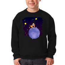 Sweat-shirts  parodique Végéta le petit prince Saiyan : Le Petit Prince de l