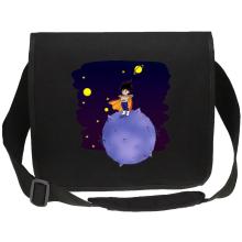 Sacs bandoulière Canvas  parodique Végéta le petit prince Saiyan : Le Petit Prince de l