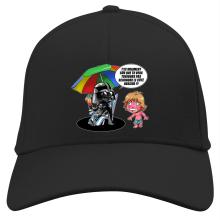 Casquette  parodique Luke Skywalker, Dark Vador et le côté obscur : Le pouvoir du côté Obscur... (Parodie )