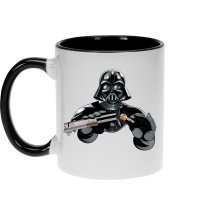 Mug  parodique Dark Vador : Le secret de la Force ! (Parodie )
