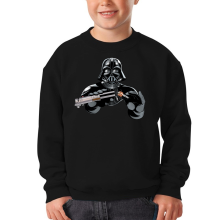 Pull Enfant  parodique Dark Vador : Le secret de la Force ! (Parodie )