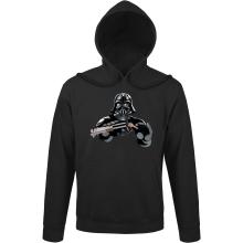 Sweats à capuche  parodique Dark Vador : Le secret de la Force ! (Parodie )