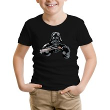 T-shirt Enfant  parodique Dark Vador : Le secret de la Force ! (Parodie )