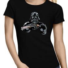 T-shirts Femmes  parodique Dark Vador : Le secret de la Force ! (Parodie )
