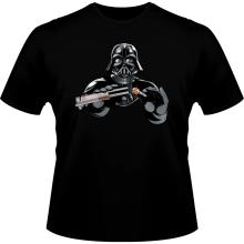 T-shirts  parodique Dark Vador : Le secret de la Force ! (Parodie )