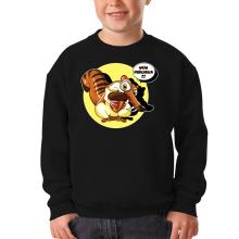 Sweat-shirts  parodique Scrat se la joue Gollum : Le Seigneur des Glands... :) (Parodie )