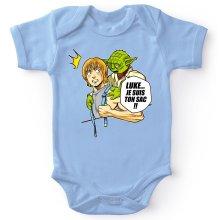Bodys  parodique Yoda et Luke Skywalker : Luke... Je suis ton sac !! (Parodie )