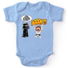 Bodys  parodique Luke Skywalker et Dark Vador : Luke Life Episode I : Un père qui craint :) (Parodie )
