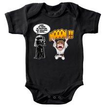 Body bébé  parodique Luke Skywalker et Dark Vador : Luke Life Episode I : Un père qui craint :) (Parodie )