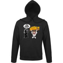 Sweats à capuche  parodique Luke Skywalker et Dark Vador : Luke Life Episode I : Un père qui craint :) (Parodie )