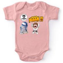 Bodys  parodique Luke Skywalker et R2-D2 : Luke Life Episode V : un robot...ménager !! (Parodie )