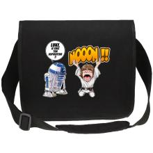 Sac bandoulière Canvas  parodique Luke Skywalker et R2-D2 : Luke Life Episode V : un robot...ménager !! (Parodie )
