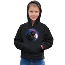 Sweat à capuche Enfant  parodique Kylo Ren : Maître Soudeur... (Parodie )