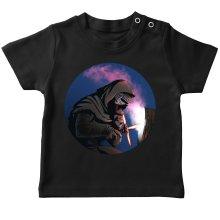 T-shirt bébé  parodique Kylo Ren : Maître Soudeur... (Parodie )