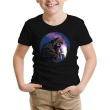T-shirt Enfant  parodique Kylo Ren : Maître Soudeur... (Parodie )