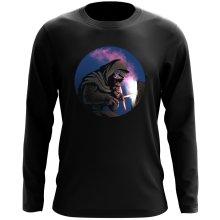T-Shirt à manches longues  parodique Kylo Ren : Maître Soudeur... (Parodie )