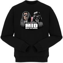 Pulls  parodique Men In Black X Dark Vador et Palpatine : Men In Dark !! (Parodie )
