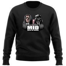 Pull  parodique Dark Vador et Dark Sidious se prenant pour des Men In Black : Men In Dark !! (Parodie )