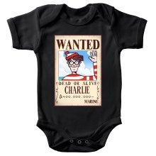 Bodys  parodique Charlie à la sauce One Piece Wanted : Mystérieux Wanted (Parodie )