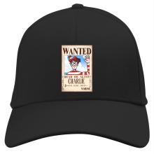Casquette  parodique Charlie à la sauce One Piece Wanted : Mystérieux Wanted (Parodie )