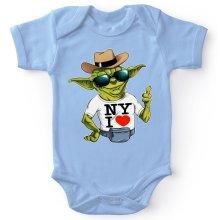 Bodys  parodique Yoda : New York I Love ! (Parodie )