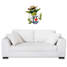 Décorations murales  parodique Yoda : New York I Love ! (Parodie )