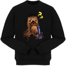 Pulls  parodique Chewbacca : Qu