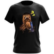 T-shirt  parodique Chewbacca : Qu