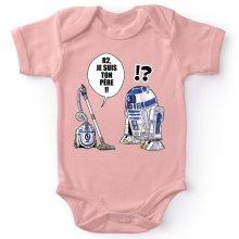 Bodys  parodique R2-D2 : R2, je suis ton père (Super Deformed) (Parodie )