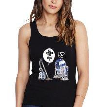 Débardeurs  parodique R2-D2 : R2, je suis ton père (Super Deformed) (Parodie )
