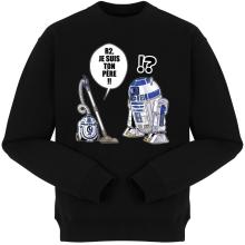 Pulls  parodique R2-D2 : R2, je suis ton père (Super Deformed) (Parodie )