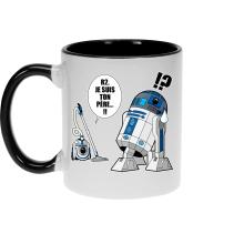 Mugs  parodique R2-D2 le Droïd d