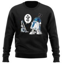 Pull  parodique R2-D2 le Droïd d