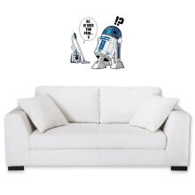 Décorations murales  parodique R2-D2 le Droïd d
