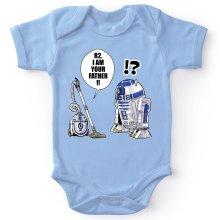 Body bébé  parodique R2-D2 : R2, je suis ton père ! (en VO remasterisée) (Parodie )