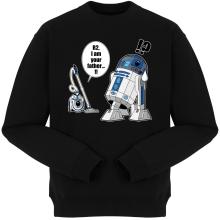 Pulls  parodique R2-D2 : R2... Je suis ton père ! (en VO remasterisée !) (Parodie )