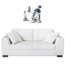 Décorations murales  parodique R2-D2 : R2... Je suis ton père ! (en VO remasterisée !) (Parodie )