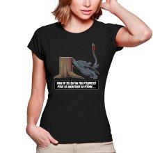 T-shirts Femmes  parodique Krokmou : Rien de tel qu