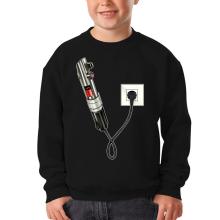 Pull Enfant  parodique Le sabre laser : Sabre Laser... en Charge ! (Parodie )